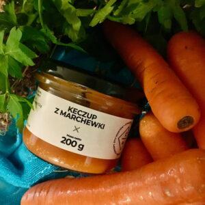 kuczup z marchewki naturalny