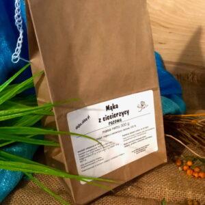 mąka naturalna z ciecierzycy