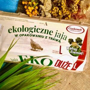 jajak ekologiczne opakowanie zero waste