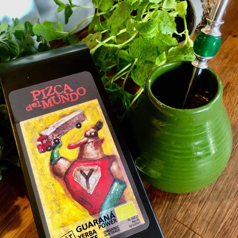 yerba z guaraną