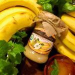 mus jabłkowo-bananowy naturalny